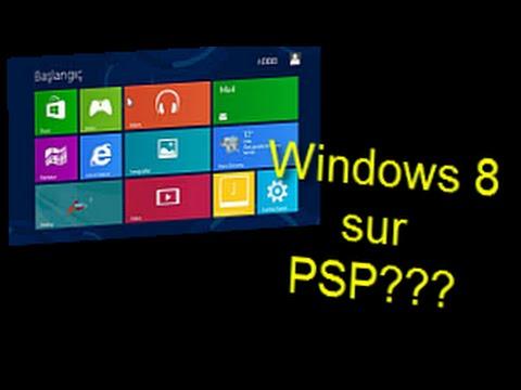 [TUTO] PSP comment mettre psp en Windows 8