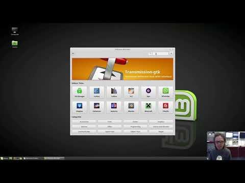Linux Mint 18.3 Sylvia Cinnamon