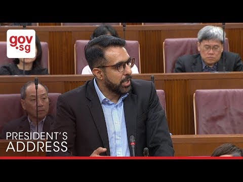 Minister Lawrence Wong's exchange with Worker's Party's Pritam Singh and Leon Perera