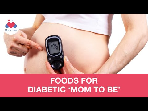 What Should A Diabetic 'Mom To Be' Eat? - Pregnancy Tips