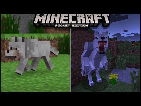 Minecraft pe WereWolf Addon + Legendary Mythology Creature Addon | minecraft pe Mythic Mobs Addon |