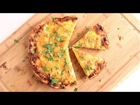 Potato & Onion Frittata Recipe - Laura Vitale - Laura in the Kitchen Episode 944