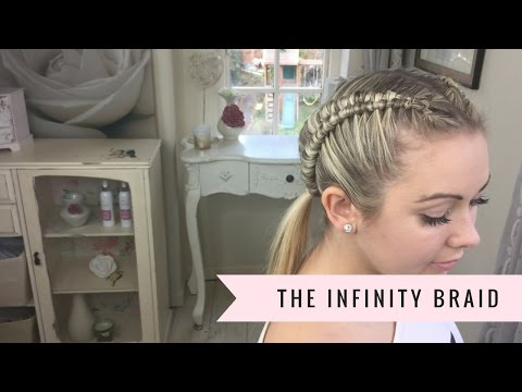 How To: Infinity Braid By SweetHearts Hair