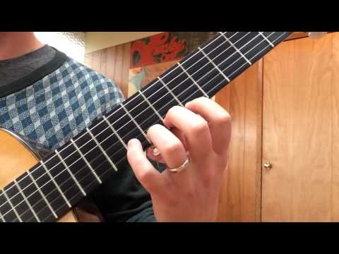 Daily Guitar Practice Tips- Left Hand Efficiency