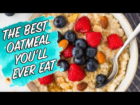 How to Cook Perfect Steel Cut Oats Recipe