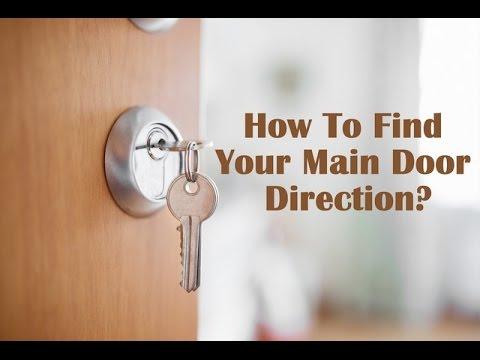 How to Check Your Main Door Direction | Vaastu Tips | Saral Vaastu | Call +91 9321333022