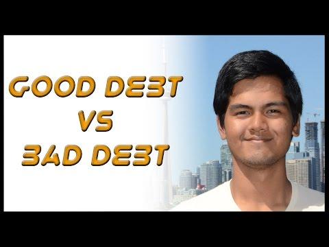 Good Debt vs. Bad Debt | Koukun