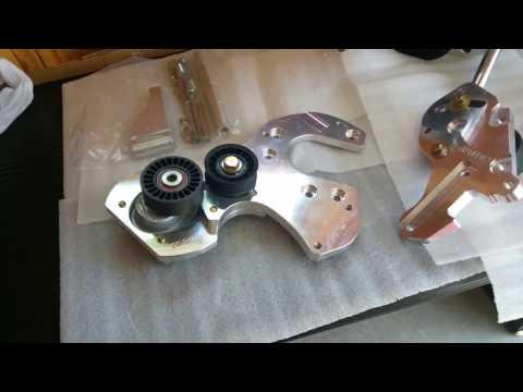FAILED!!! 1st attempt at A&A Corvette Procharger Bracket. Boosted C6 Build. Part 36