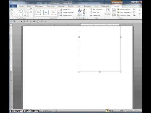 How to Design a Newsletter Using Textboxes in Word