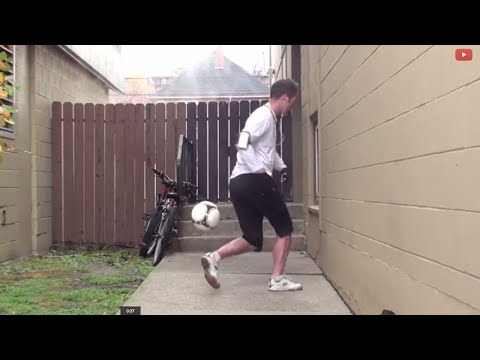 Freestyle Soccer Tricks - Can You Do This?