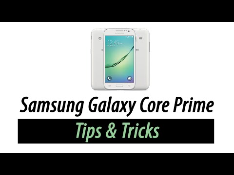 Galaxy Core Prime | Tips and Tricks