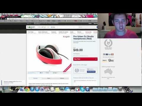 Kogan DJ Studio Headphones Product Review