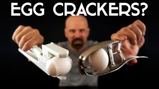5 Egg Crackers Compared!