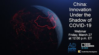 CHINA: Innovation Under the Shadow of COVID 19