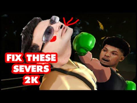 NBA 2K15 MyCareer - NBA 2K SERVERS GOING DOWN EVERYWEEK