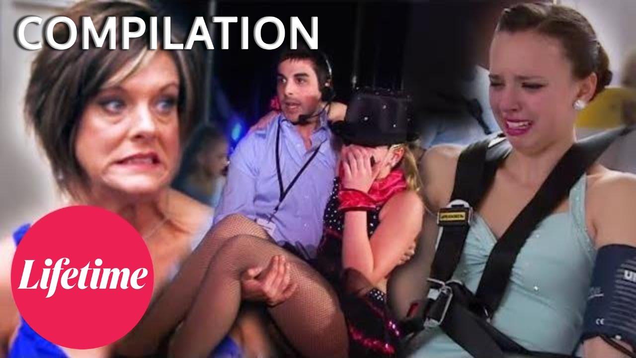 ALDC Dances Through the PAIN - Dance Moms BIGGEST INJURIES (Flashback MEGA-COMPILATION)   Lifetime
