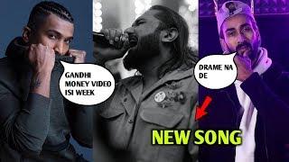 DRAME NA DE - MUHFAAD NEW SONG   DIVINE 'GANDHI MONEY' MUSIC VIDEO