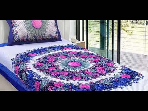 Fecom Pure Cotton BedSheet