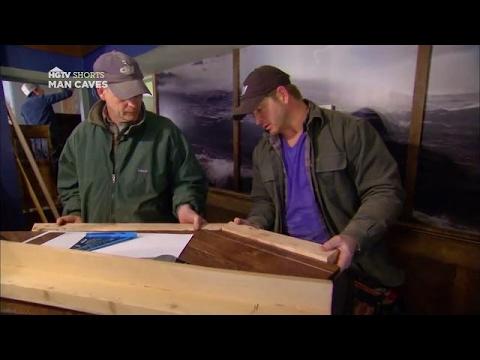 Bar Rail | Man Caves | HGTV Asia