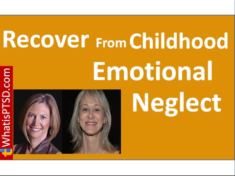 You CAN recover from Childhood Emotional Neglect