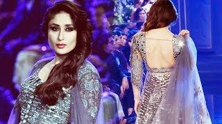 Kareena Kapoor ROCK The Ramp FIRST TIME After Delivery