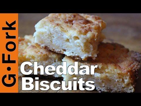 Wicked Simple Cheddar Biscuit Recipe - GardenFork