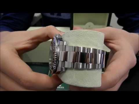 Rolex GMT Master II 116710LN Random Serial | WatchesGMT