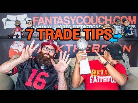 Fantasy Football Trade Tips