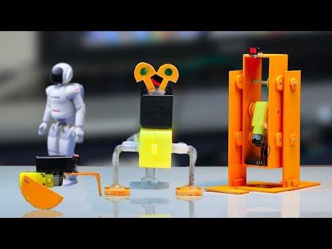 3 Simple Life Hacks Robot    Make this Robot