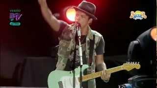 Bruno Mars Liquor Store Blues Summer Soul Festival 2012