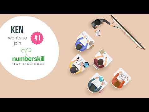 Number Skill Online Tutoring