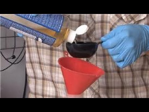 Pest Control Tips : How to Make a Spray for the Yard