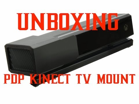 Unboxing - XBOX ONE PDP Kinect TV Mount