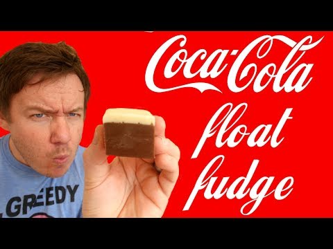 Coca Cola Fudge