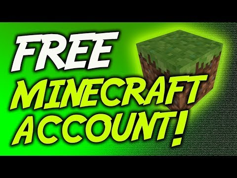HOW TO GET FREE MINECRAFT PREMIUM ACCOUNTS (2018)