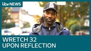 Wretch 32 on his new album Upon Reflection, being a 'Mummy's Boy' and drill music | ITV News