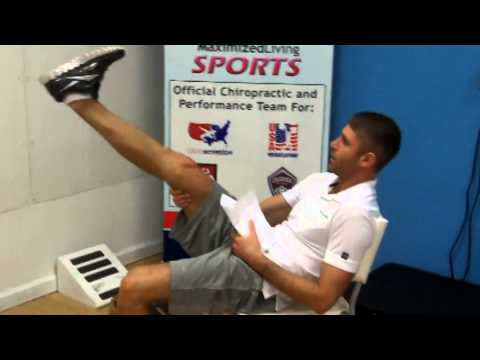 Ankle Rehab - exercises and treating inflammation you can do right now