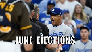 MLB | 2017 June Ejections ᴴᴰ