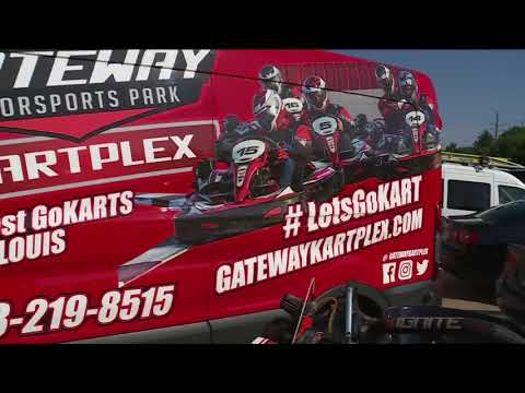 FOX 2 9AM GATEWAY 500 KART RACE