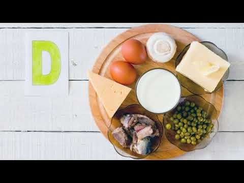 What Is The Benefits Of Vitamin D