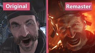 Call of Duty Modern Warfare – Original vs. Remastered Graphics Comparison