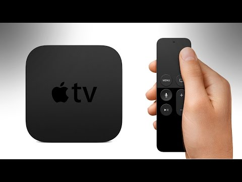 NEW Apple TV - 5 Things you need to know!