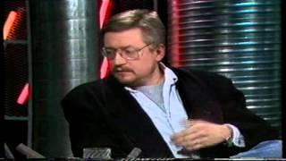Sven Anér och Leif GW Persson debatterar polisspåret 1988