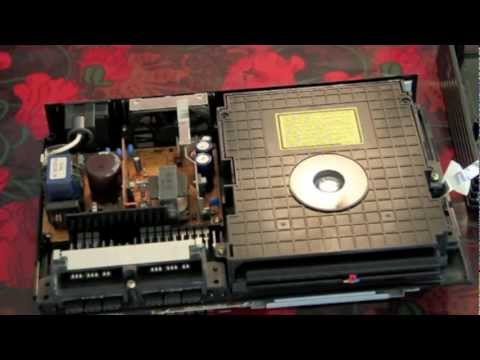 RIP PS2 - How to fix PS2 disc read error - Video tutorial for PS2 life support