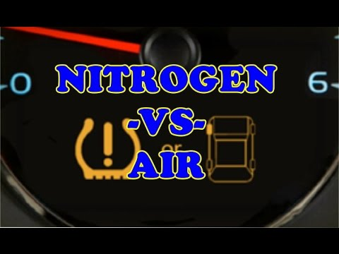Nitrogen VS Air - which is best for your tires