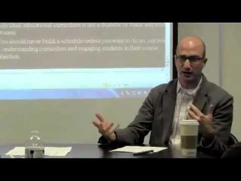 Part 1. SAIN Q&A by Professor/Counselor Patty Munsch and Professor Dante Morelli