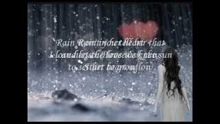 """""""Rhythm of the Rain"""" Lyrics - The Cascades"""