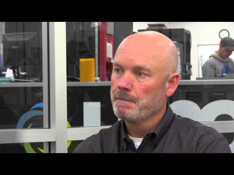 Interview with Eric Gibson, President of Ultra Machining Company (UMC)
