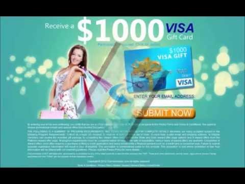 Buy Visa Gift Card