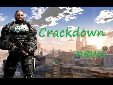 XBox One - Crackdown update